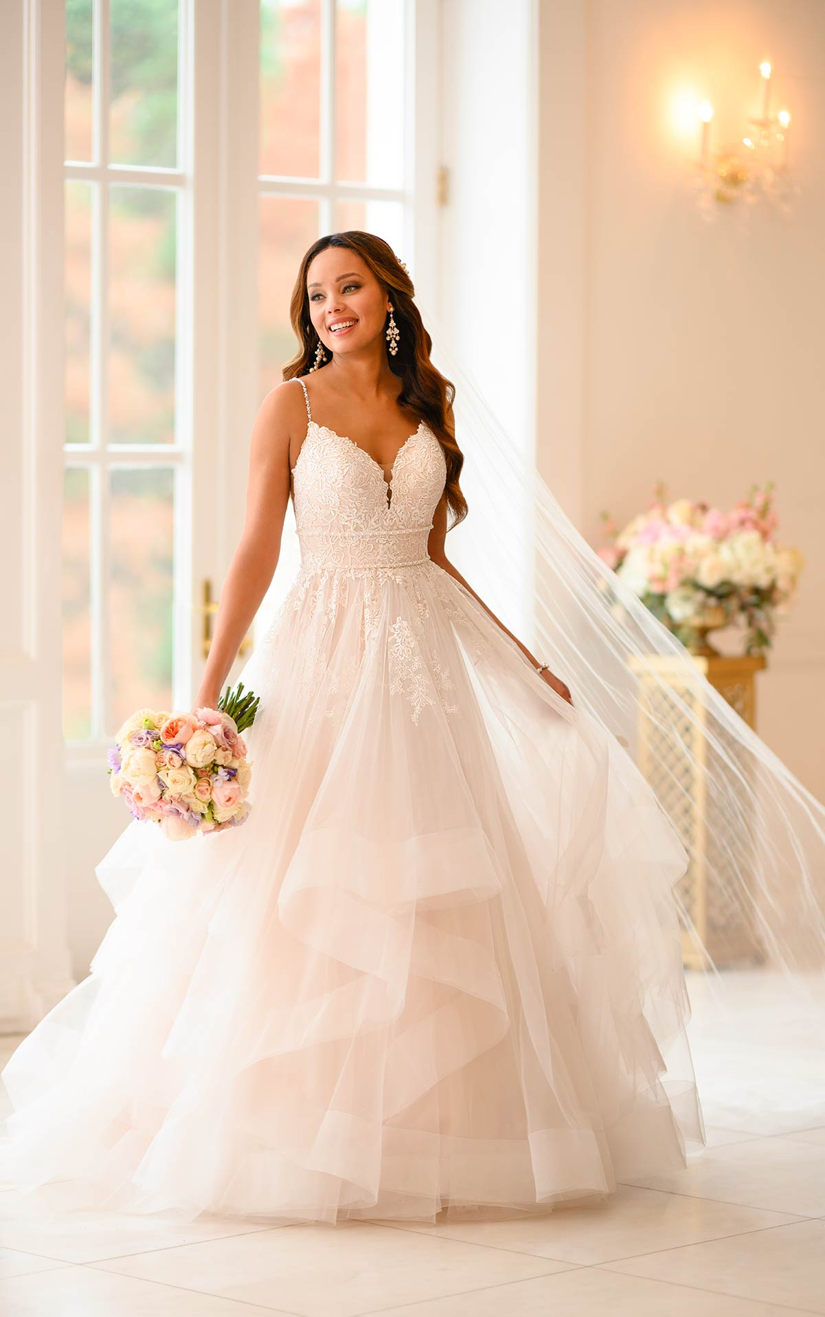 Hochzeitskleider Prinzessin