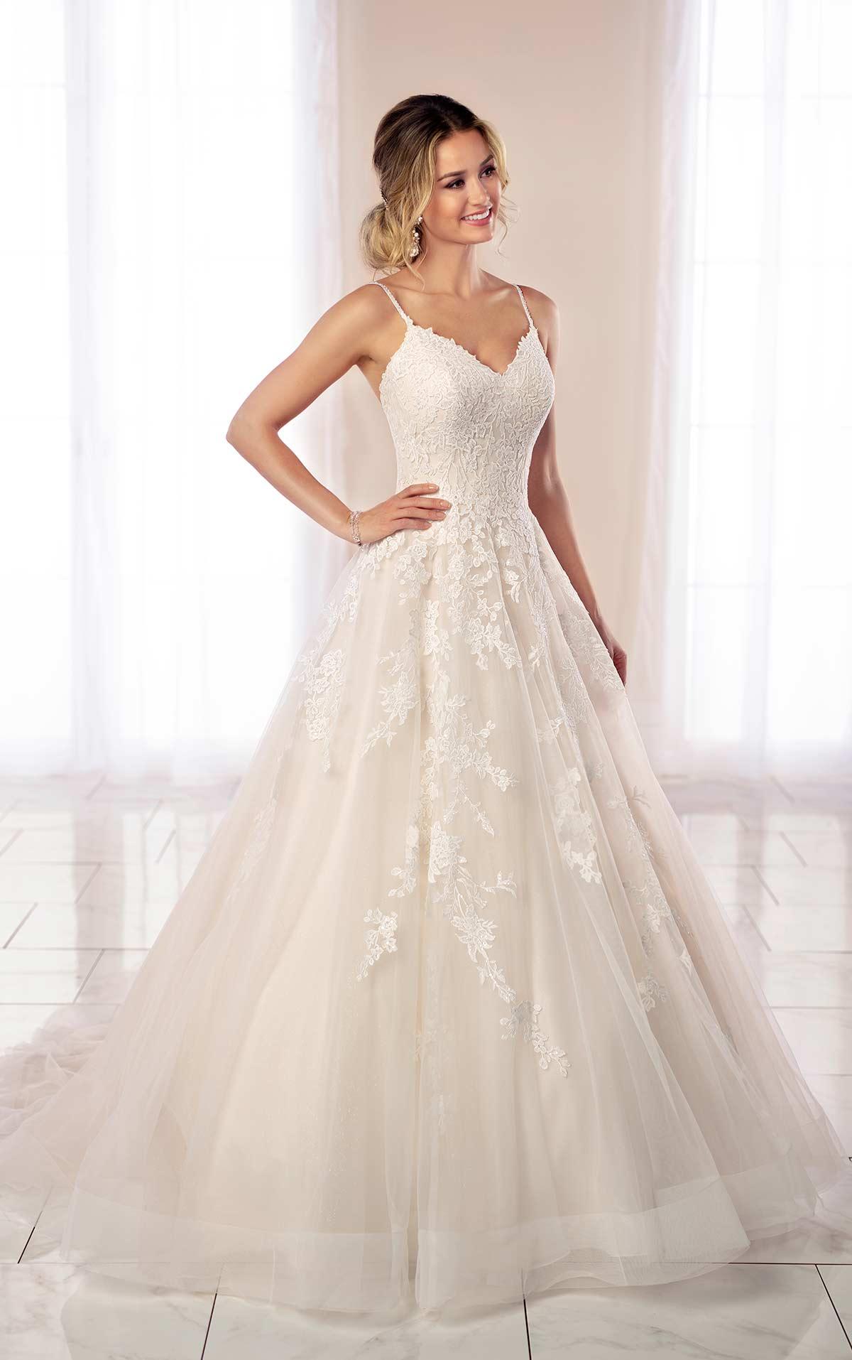 Brautkleid Spitze Prinzessinnen
