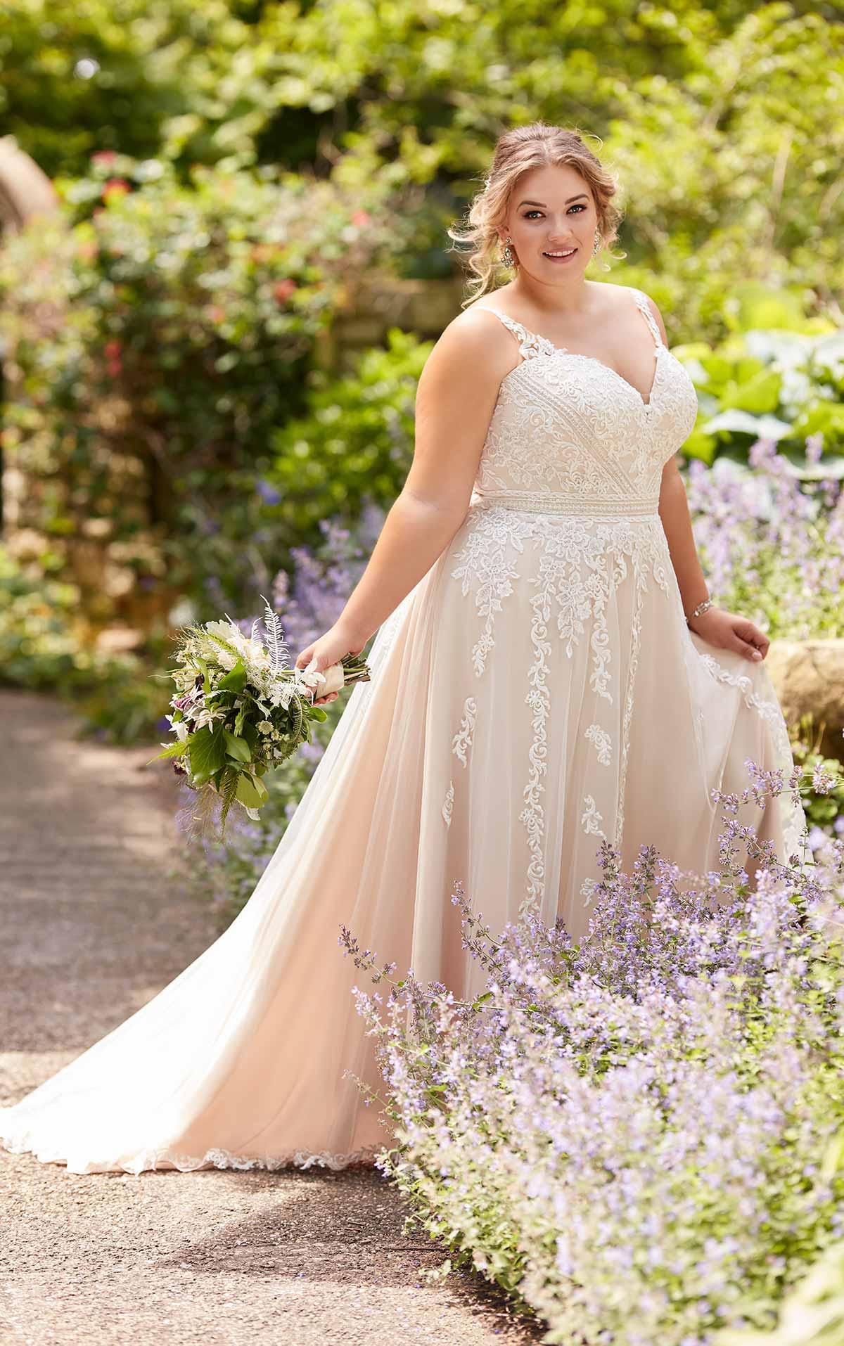 Brautkleid grosse Größen