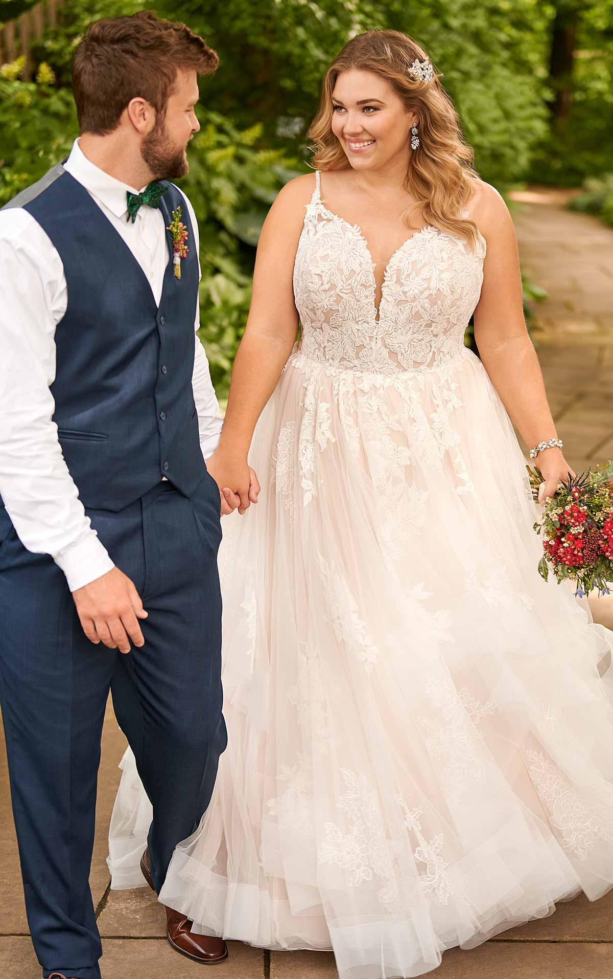 Brautkleider grosse Größen