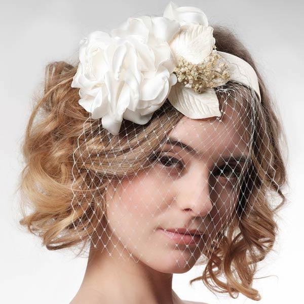 Haarschmuck Braut Hochzeit