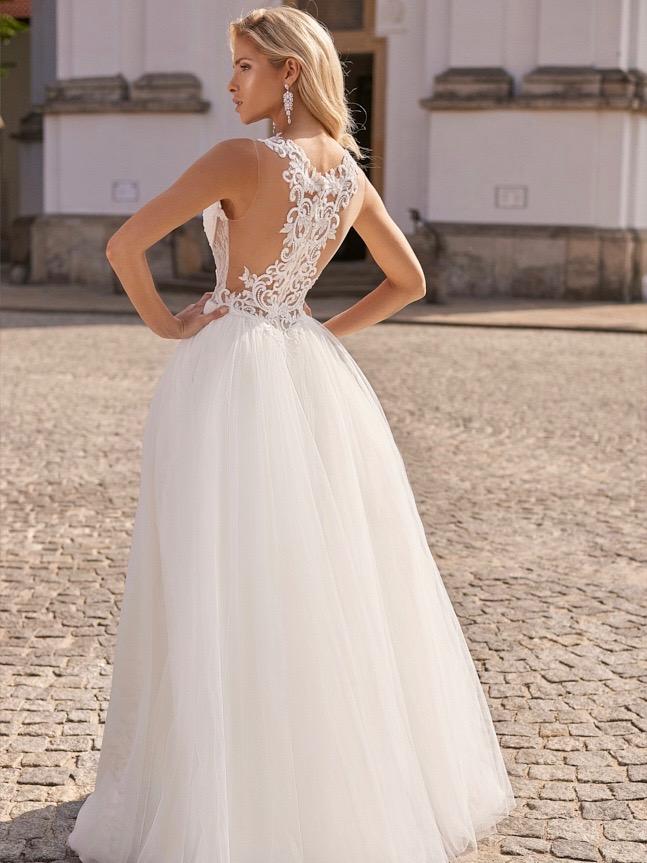 Brautkleid ohne Schleppe - Exklusiv in Berlin im Hochzeitshaus