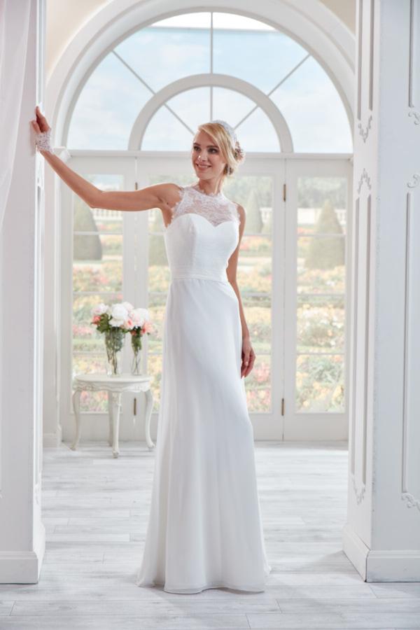 Standesamt Kleid Schlichte Brautkleider Furs Standesamt